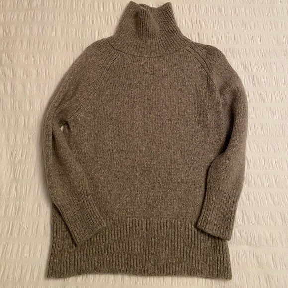 The Group by Babaton turtleneck sweater